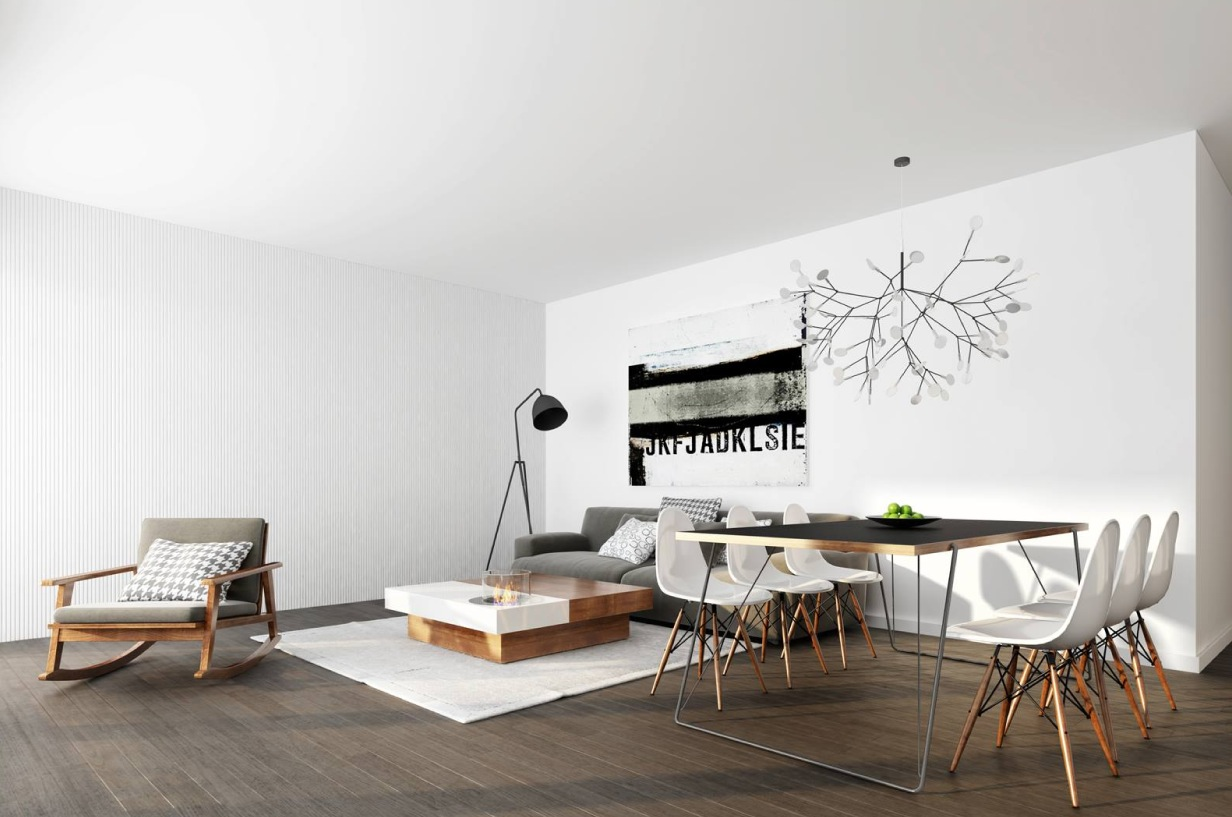 beautifully styled living space - photo #36