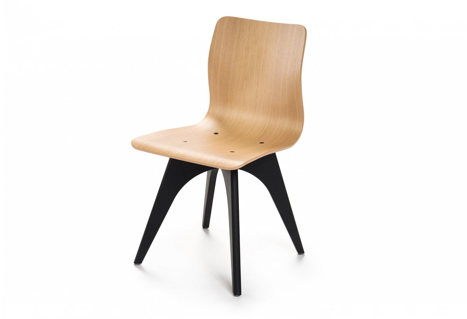 la chaise wave 100 en bois de kees marcelis guten morgwen. Black Bedroom Furniture Sets. Home Design Ideas