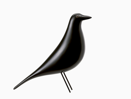 Eames House Side Bird 01