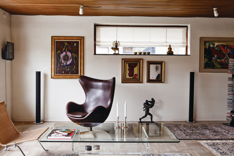 le fauteuil egg chair d 39 arne jacobsen guten morgwen. Black Bedroom Furniture Sets. Home Design Ideas