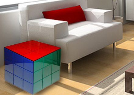 la table basse rubik s cube guten morgwen. Black Bedroom Furniture Sets. Home Design Ideas