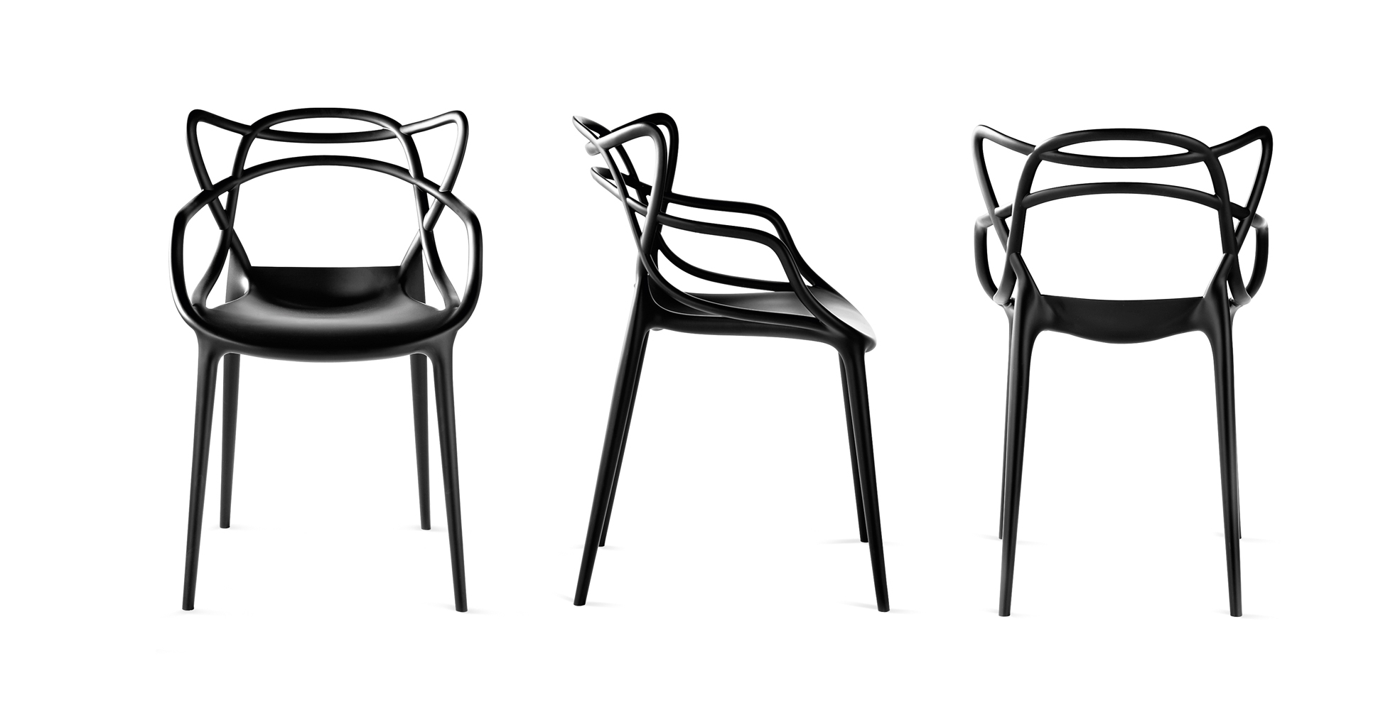 la chaise masters de philippe starck guten morgwen. Black Bedroom Furniture Sets. Home Design Ideas