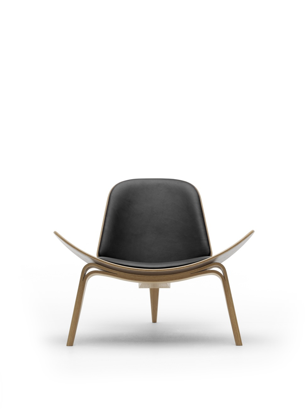 le fauteuil lounge ch07 de hans j wegner guten morgwen. Black Bedroom Furniture Sets. Home Design Ideas