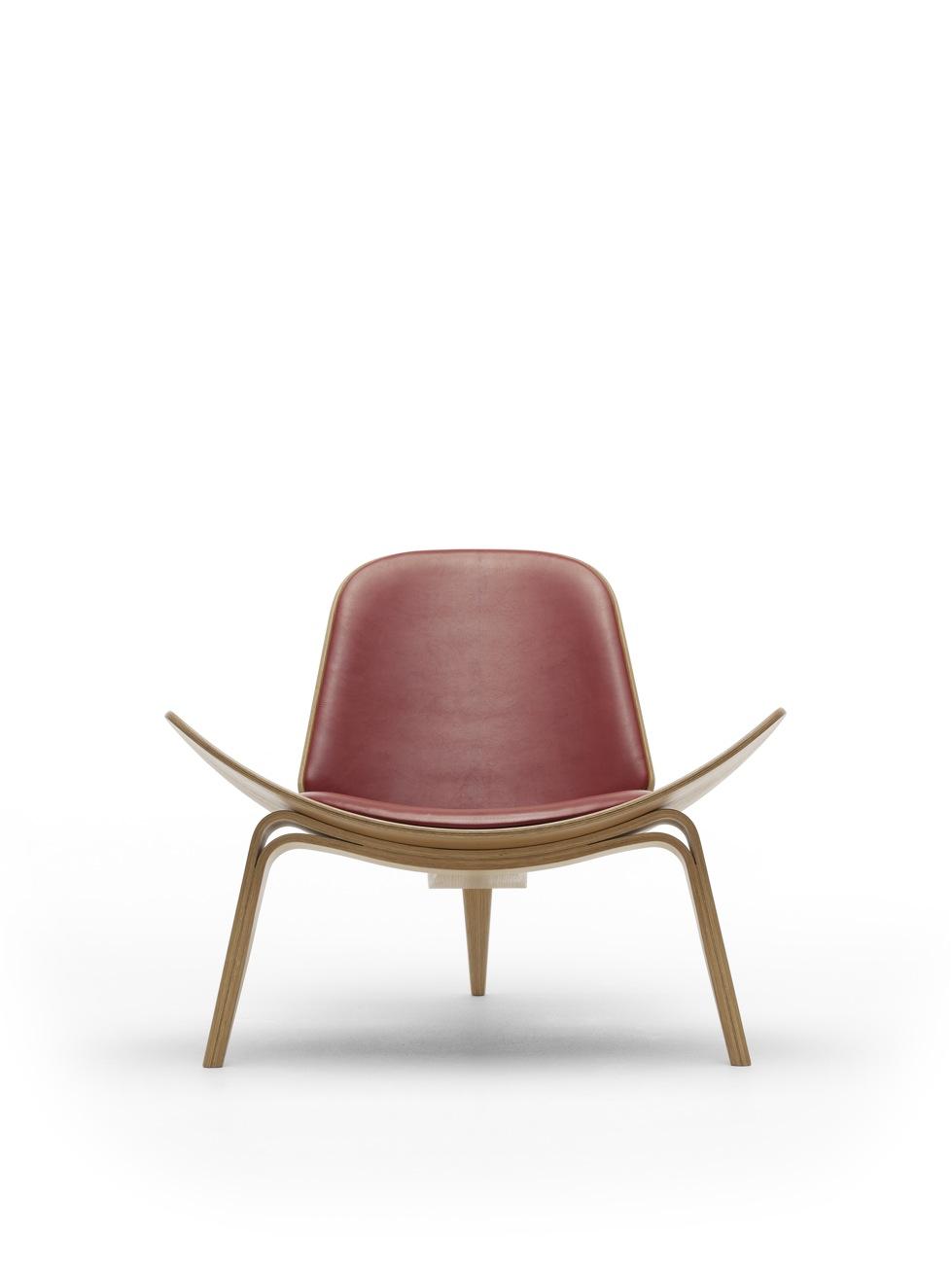 le fauteuil lounge ch07 de hans j wegner guten morgwen. Black Bedroom Furniture Sets. Home Design Ideas