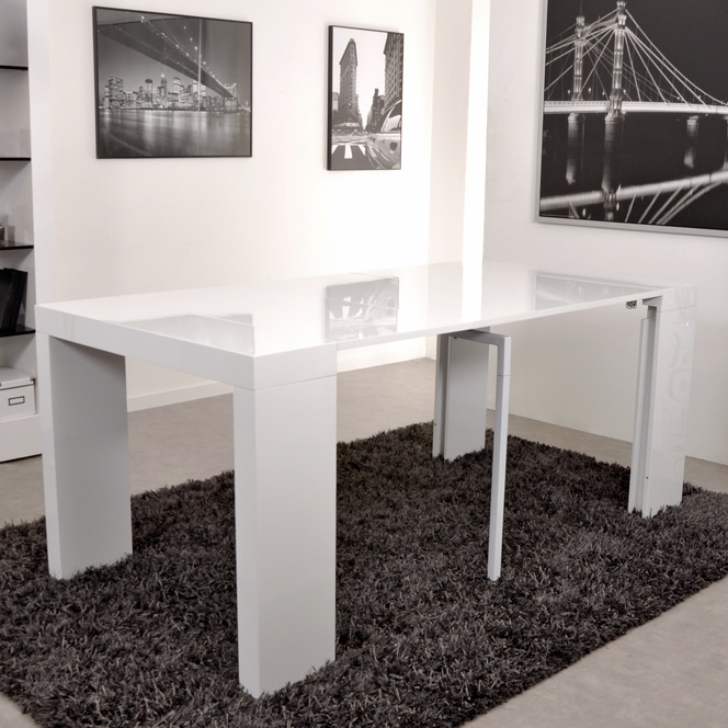 Apartment entryway ana white images about my house for Table extensible console