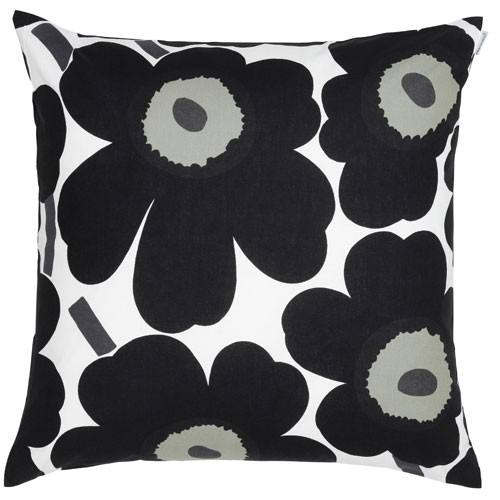 coussins finlandais par marimekko guten morgwen. Black Bedroom Furniture Sets. Home Design Ideas