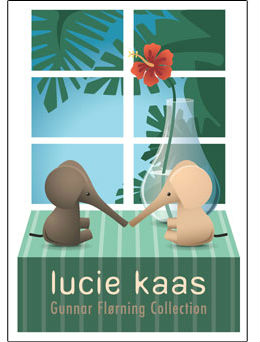 Affiche-danoise-Gunnar-Florning-Elephants