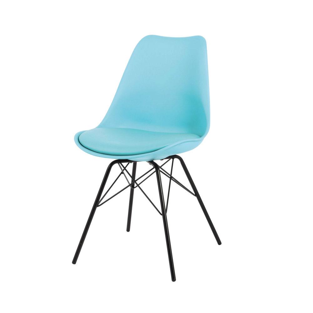 Coventry austerlitz des chaises inspirations eames for Chaise ice maison du monde