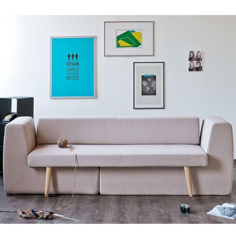 sofista le canap modulable par fabrizio simonetti guten morgwen. Black Bedroom Furniture Sets. Home Design Ideas