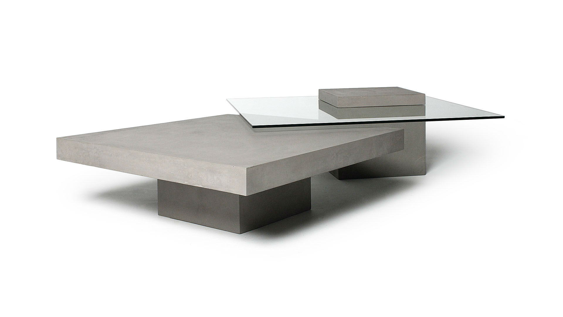 Fabriquer table basse beton for Fabriquer table relevable