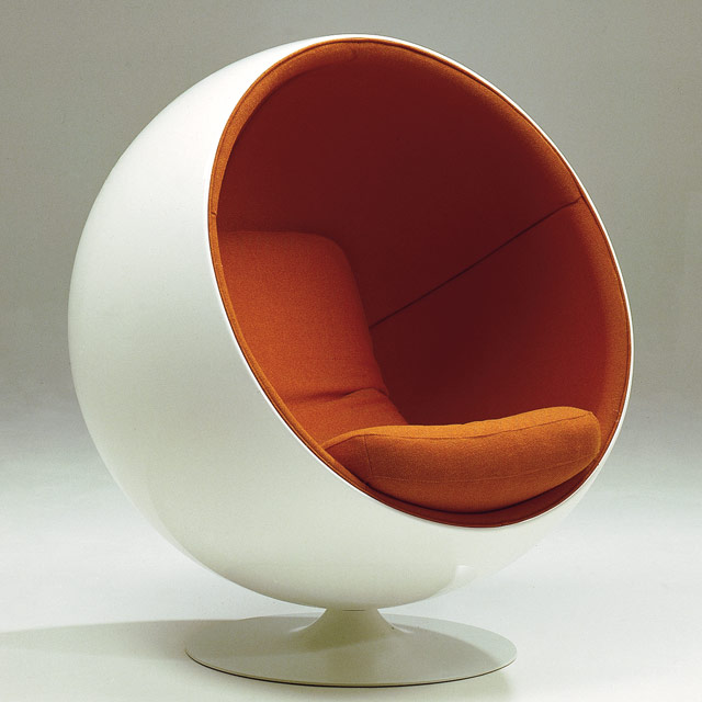 la ball chair de eero aarnio guten morgwen. Black Bedroom Furniture Sets. Home Design Ideas