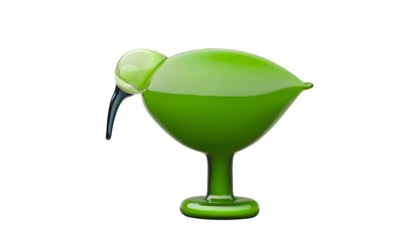 Birds-Oiva-Toikka-Green-Ibis