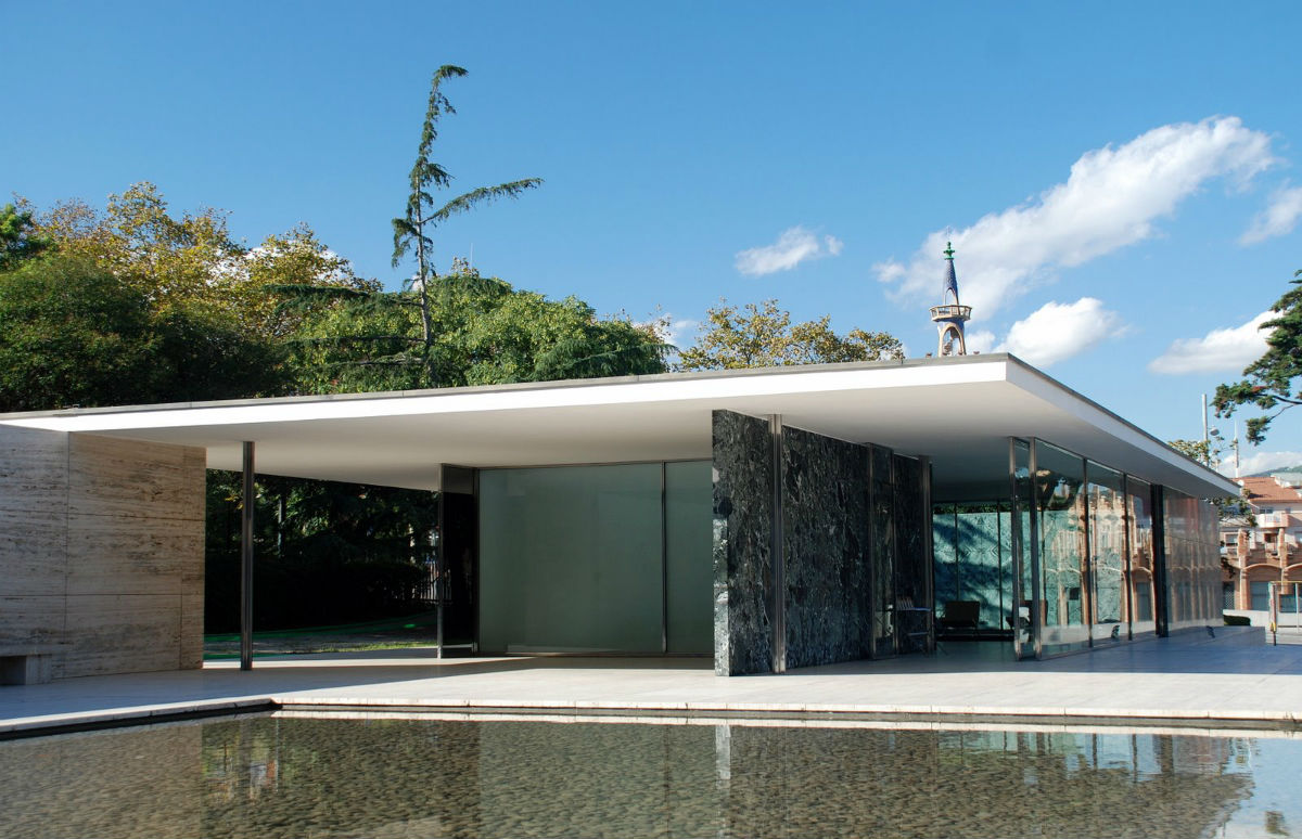 Le Pavillon de Barcelone