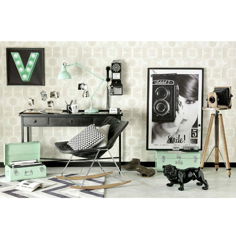 loft maison du monde trendy from maisons du monde mangoholz und metall b cm with loft maison du. Black Bedroom Furniture Sets. Home Design Ideas