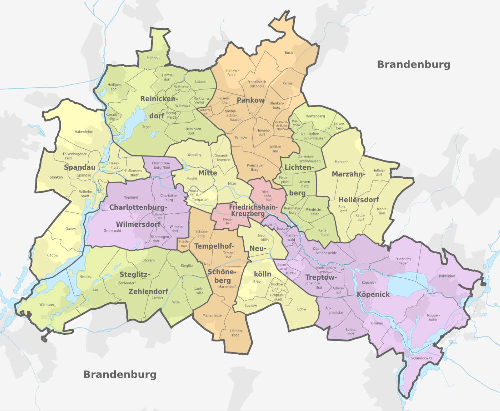 Quartiers-Berlin
