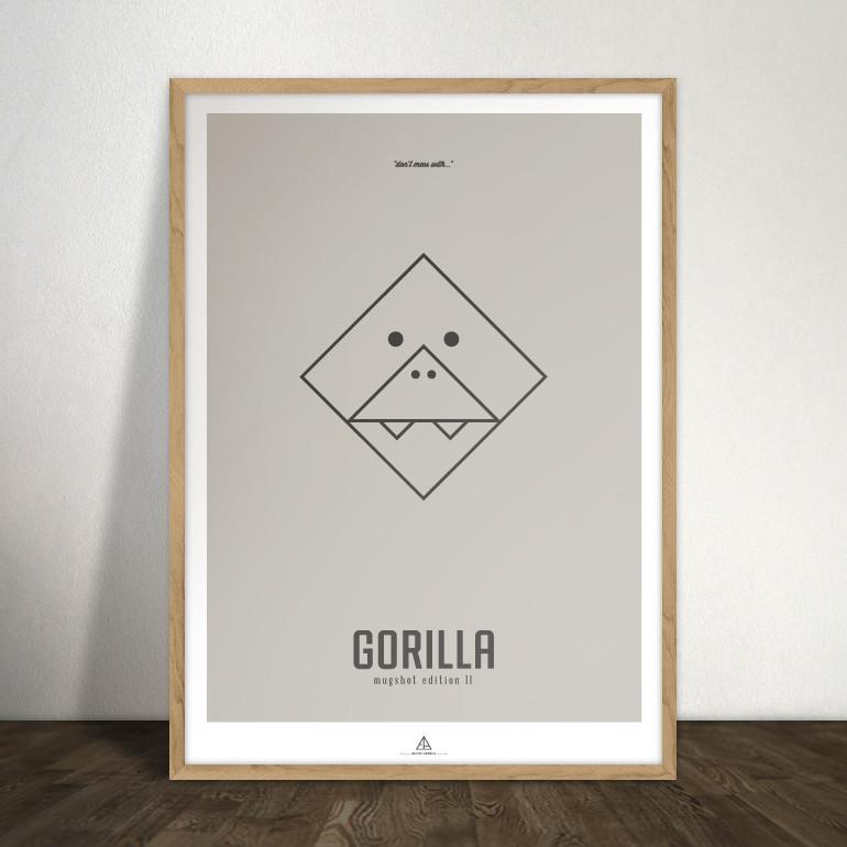 affiche-Gorilla-Ejvind-Arthur