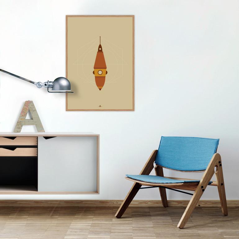 affiche-Spacebugs-Ejvind-Arthur