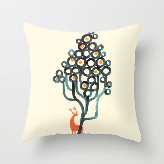 Coussin-Budi-Kwan-orange-tree