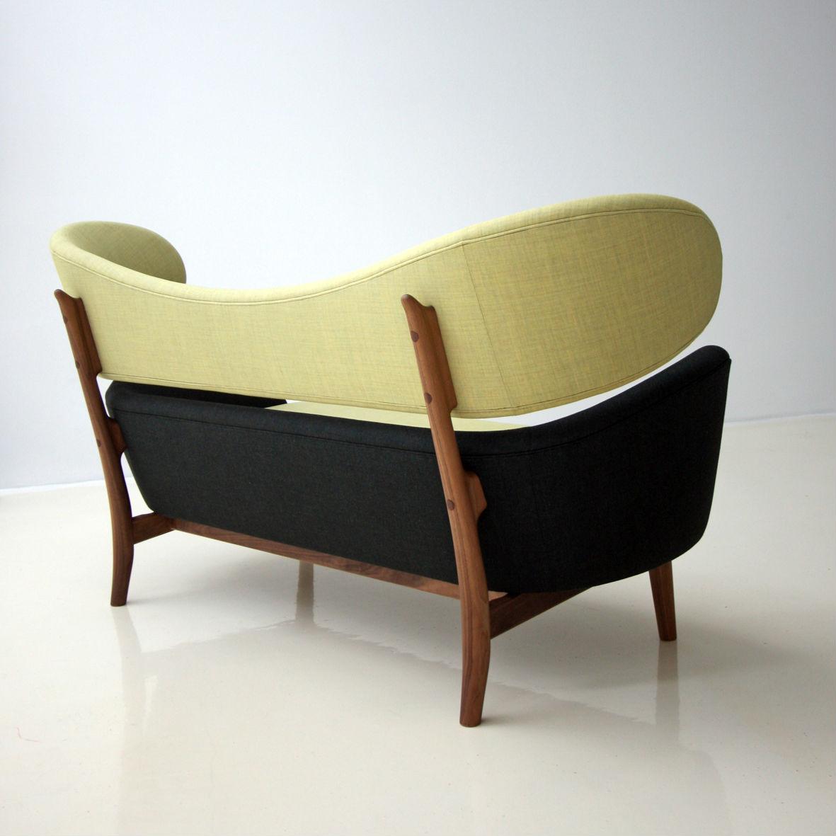 sofa baker par finn juhl guten morgwen. Black Bedroom Furniture Sets. Home Design Ideas