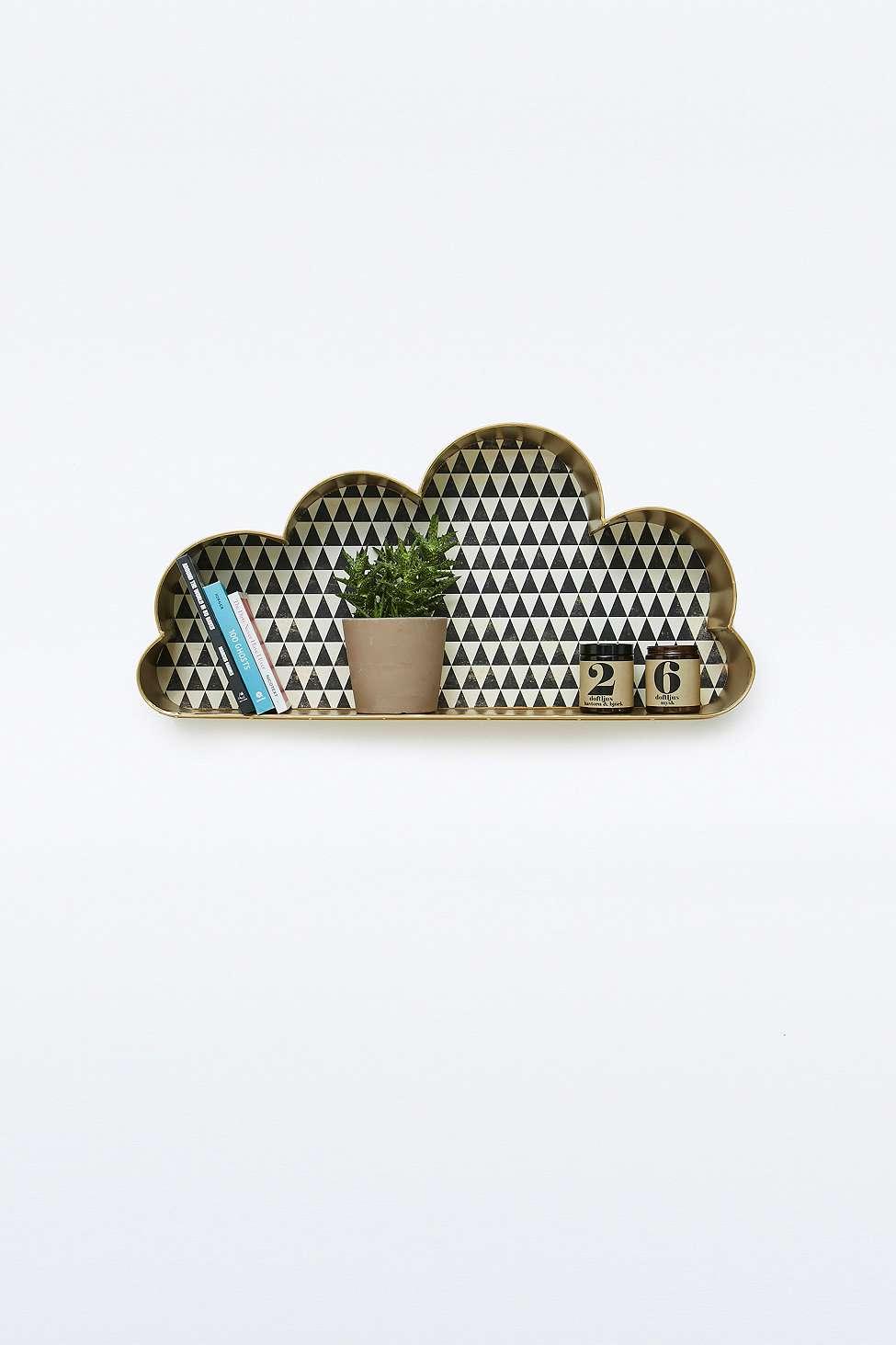 Une tag re dans les nuages guten morgwen - Etagere nuage alinea ...
