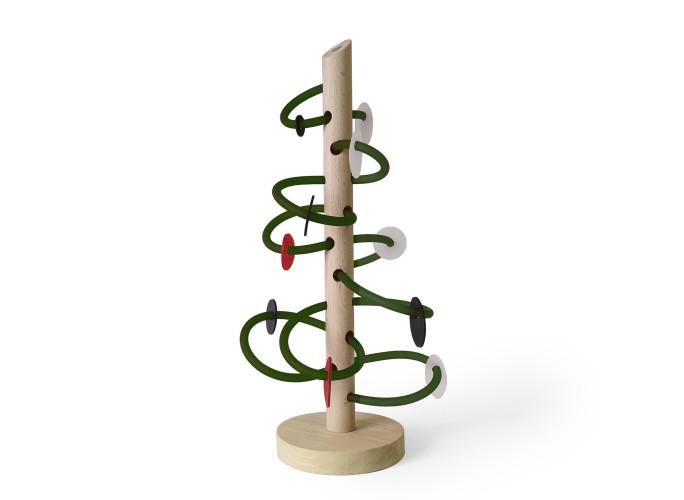arbre noel bois design tube 02 guten morgwen. Black Bedroom Furniture Sets. Home Design Ideas