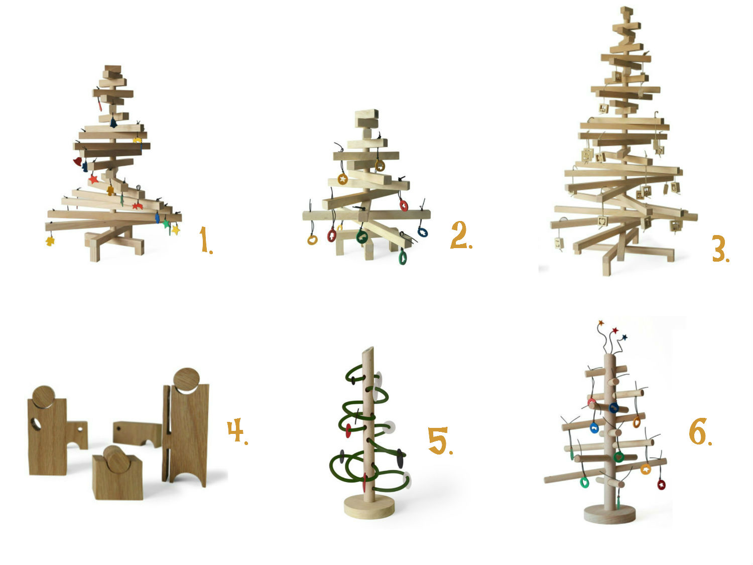 Decoration-Noel-bois-sapin-creche-design