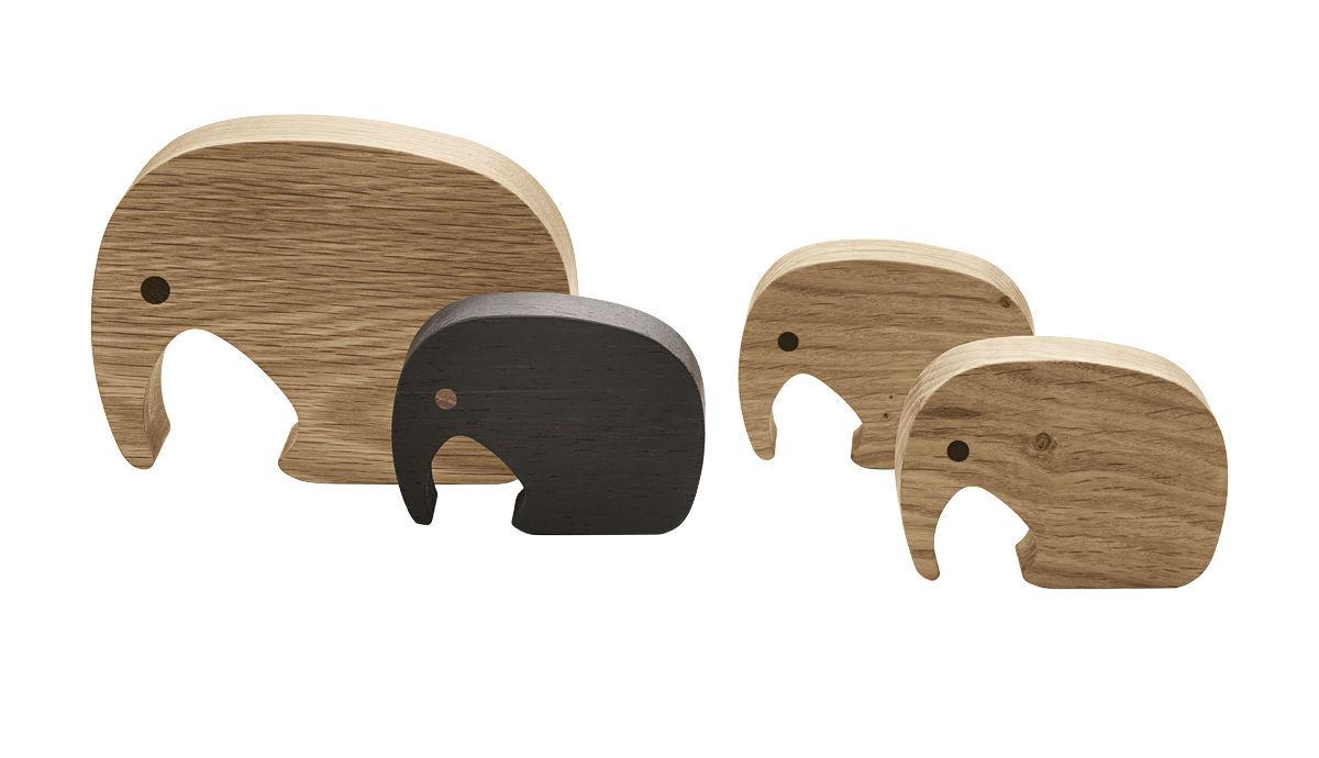 Elephant-Jorgen-Moller-figurines-bois