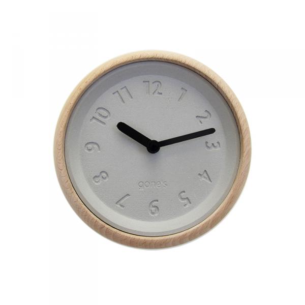 Horloge-murale-toupie-noir