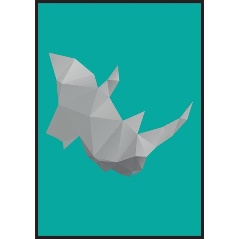 affiche-deco-design-rhino