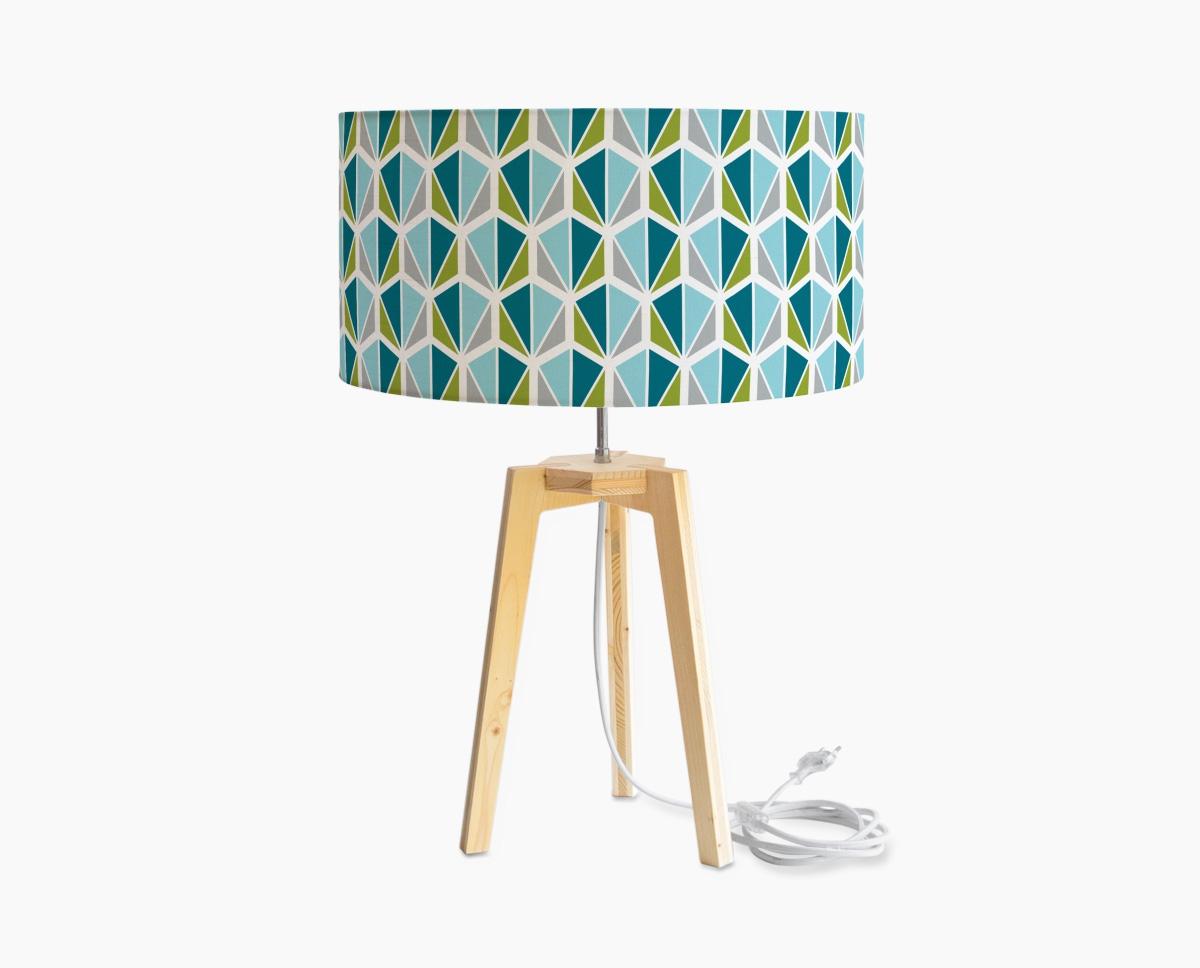 grande-lampe-sur-pied-facettes-bleu-lampe-vintage-trepied
