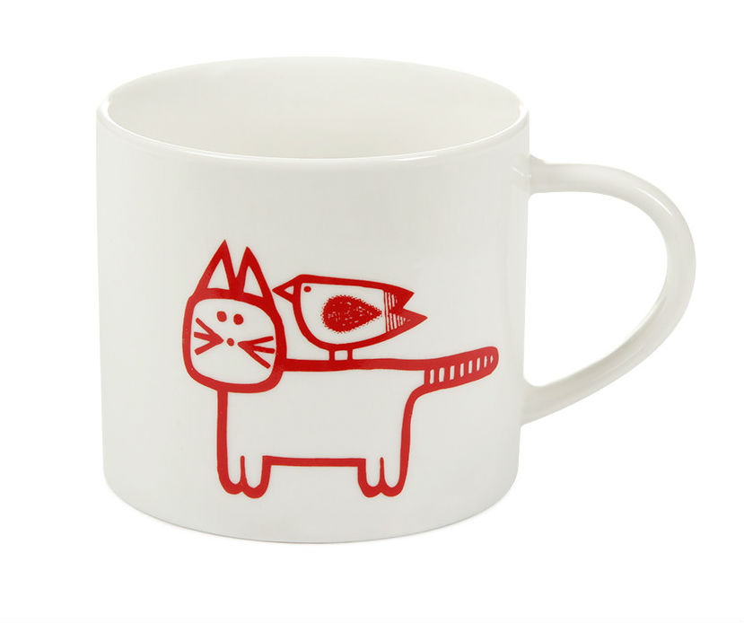 Mug-cat-bird-Jane-Foster