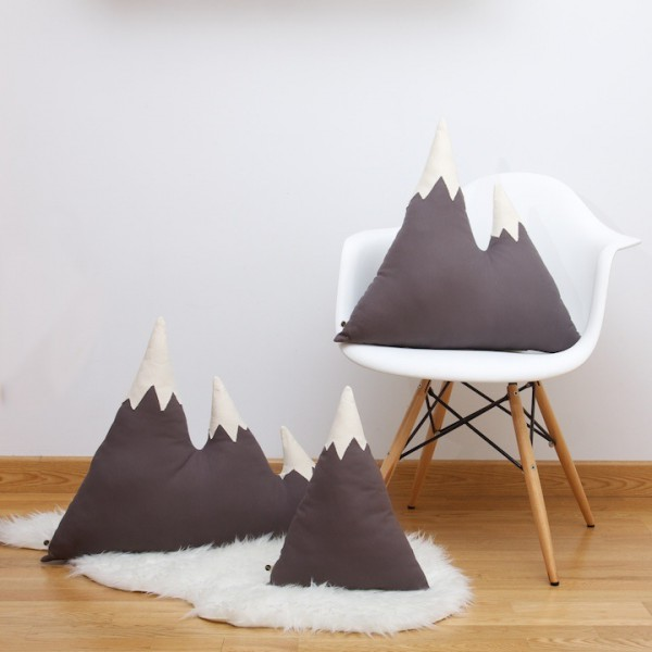 Coussin design To The Wild montagne 06 | guten morgwen