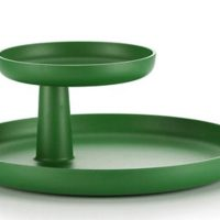 Plateau-design-Rotary-Tray-vert-palmier