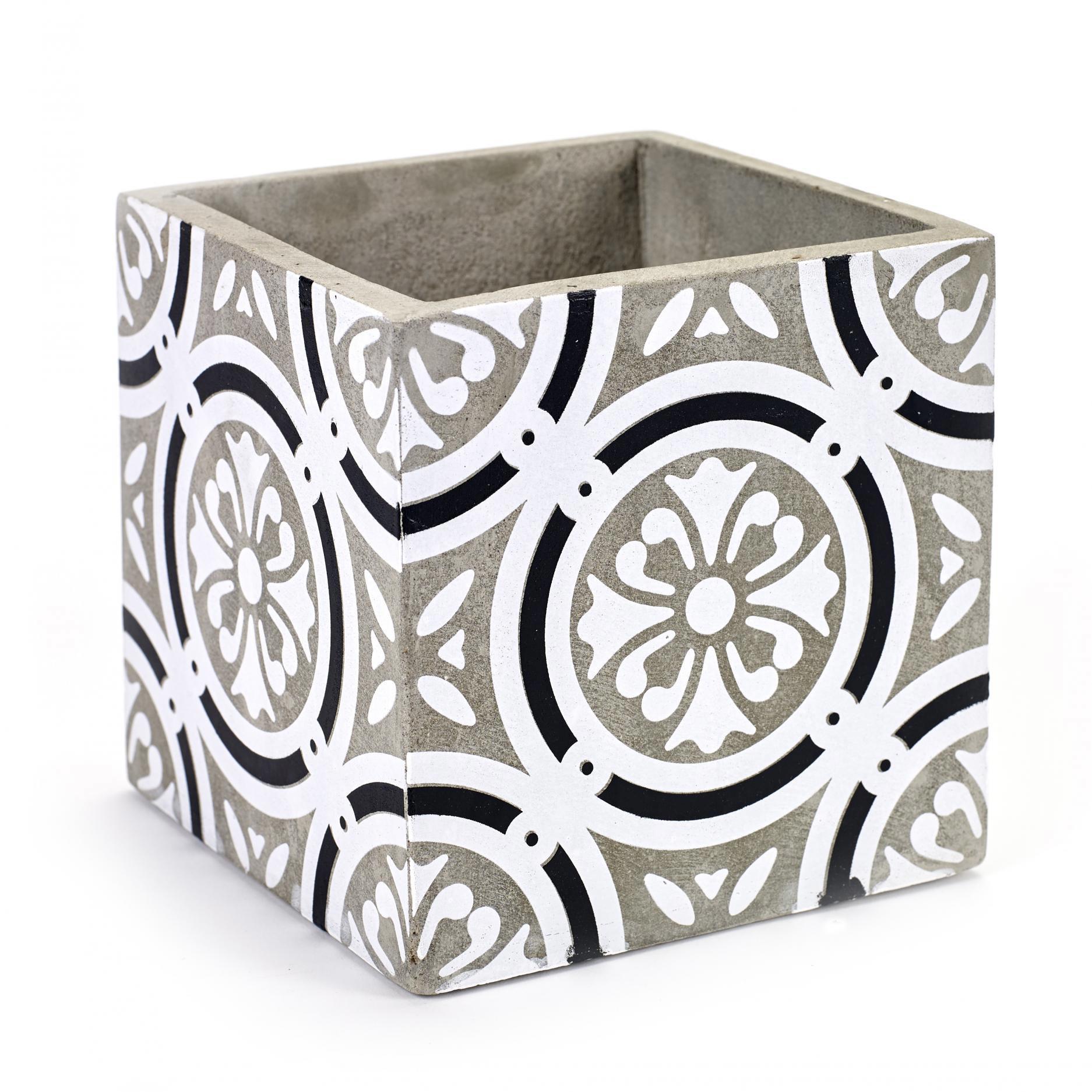 les cache pots en b ton de serax guten morgwen. Black Bedroom Furniture Sets. Home Design Ideas