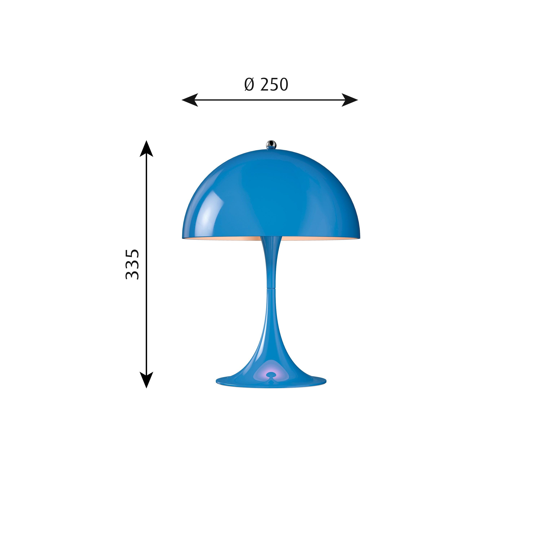 panthella-mini-verner-panton-dimensions