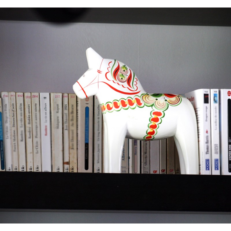 cheval-de-dalecarlie-blanc-25cm