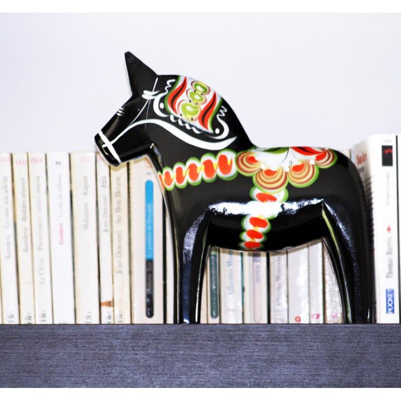 cheval-de-dalecarlie-noir-25cm