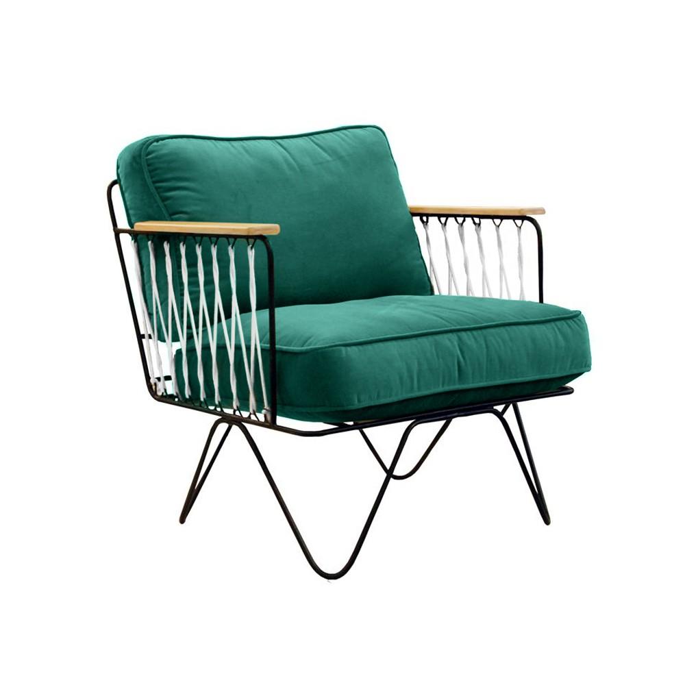 fauteuil la croisette par honor d co guten morgwen. Black Bedroom Furniture Sets. Home Design Ideas