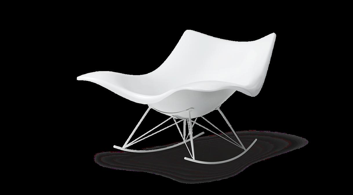 Rocking Chair Stingray Par Thomas Pedersen Guten Morgwen