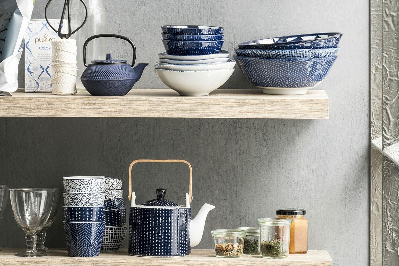 La Vaisselle En Porcelaine De Tokyo Design Studio Guten Morgwen